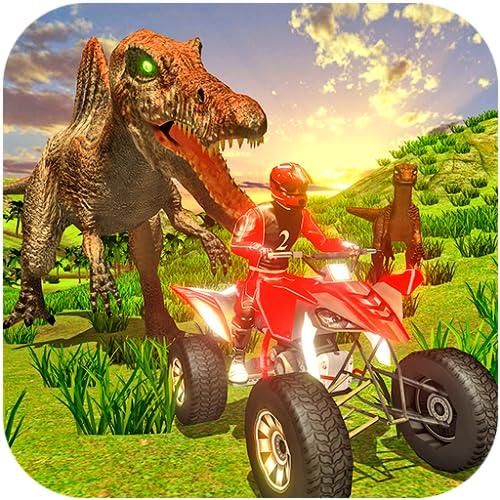 ATV Bike Racing Dino Adventure
