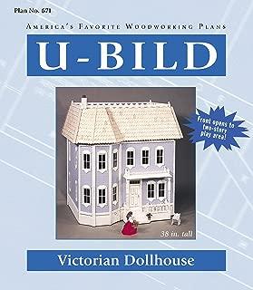 U-Bild 671 2 U-Bild 2 Victorian Dollhouse Project Plan