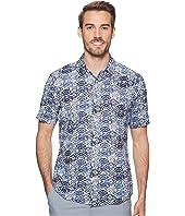 PUMA Golf Aloha Shirt Polo
