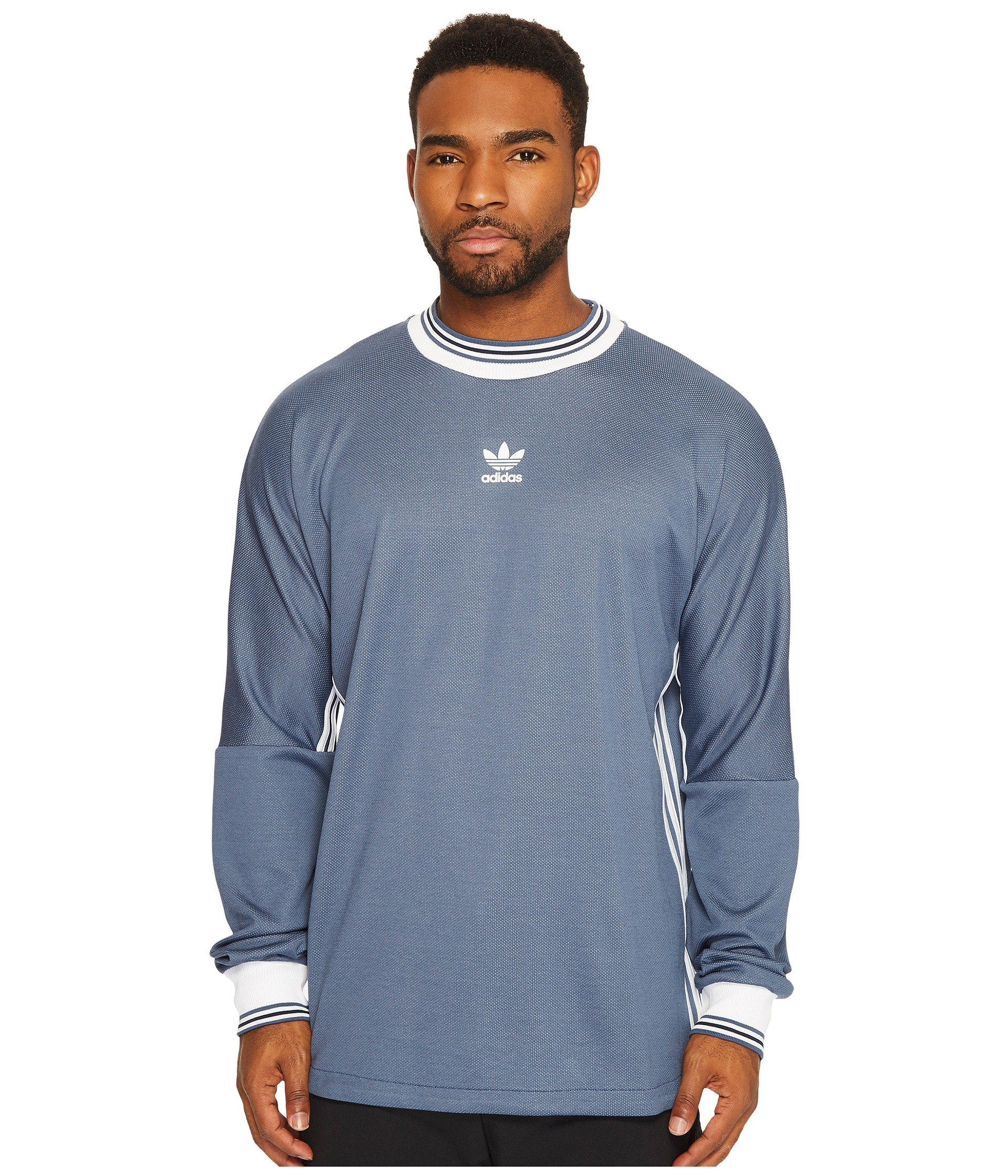 ADIDAS ORIGINALS LONG SLEEVE GOALIE JERSEY b4ac09f8f
