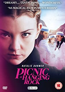 Picnic at Hanging Rock UK region 2 PAL format