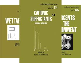 Surfactant Science (50 Book Series)