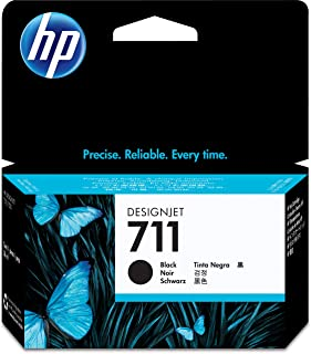 HP 711 38-ml Black Designjet Ink Cartridge (CZ129A) for HP DesignJet T120 24-in Printer HP DesignJet T520 24-in Printer HP DesignJet T520 36-in PrinterHP DesignJet printheads help you respond quickly by providing quality speed and easy hassle-free printing