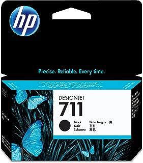 HP HEWCZ129A 711 38-ml Black Ink Cartridge, Black