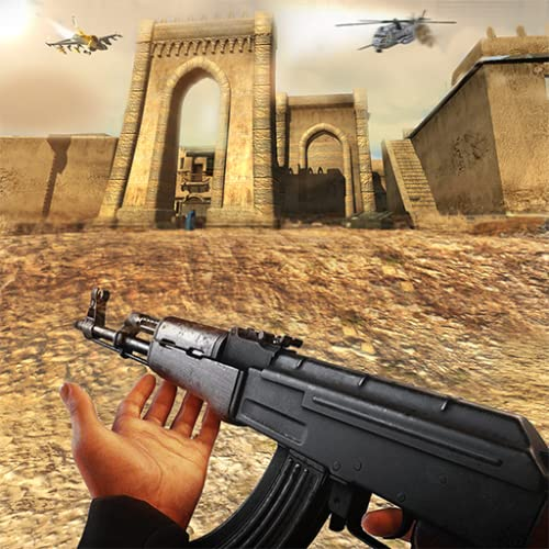 Battle in Pacific FPS Shooter 2018 - Battle Royale