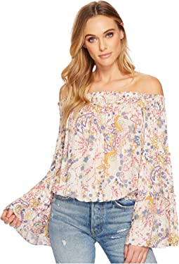 Free People - Free Spirit Printed Top