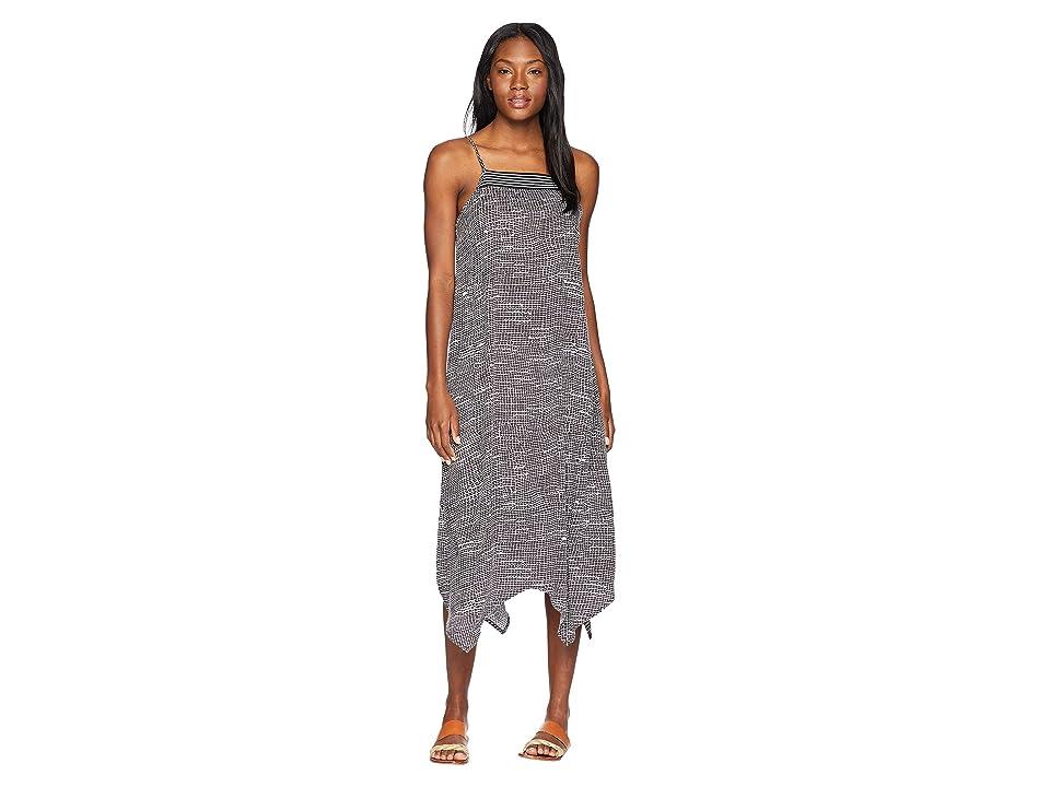 Prana Selene Tank Dress (Charcoal Thatch) Women