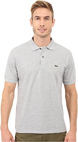 Men's Classic Chine Pique Polo Shirt