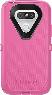 OtterBox DEFENDER SERIES Case for LG G5 - Retail Packaging - BERRIES N CREAM (SAND/HIBISCUS PINK)