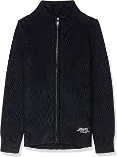 Mossimo Boys' Kids Flint Zip Thru Knit