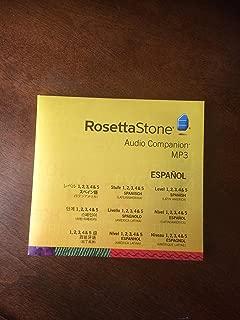 Best rosetta stone audio companion mp3 Reviews