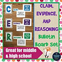 Science Bulletin Board Claim, Evidence, and Reasoning CER