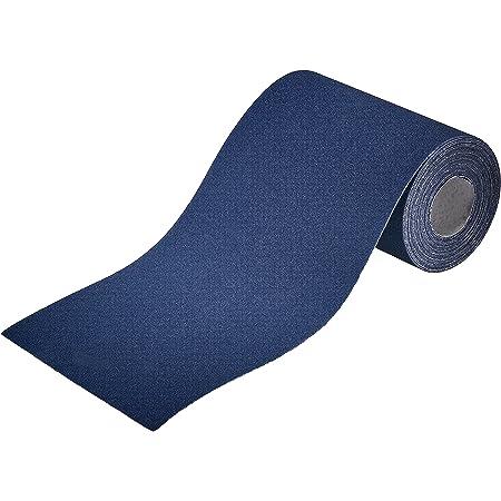 Wolfcraft 3172000 - Rollo papel abrasivo, grano 80, 5 m x 93, plata
