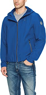 Men's Hooded Performance Soft Shell Jacket
