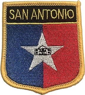 Best San Antonio (TX) Flag Shield City Patch Reviews