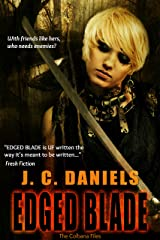 Edged Blade (Colbana Files Series Book 4) (English Edition) Format Kindle