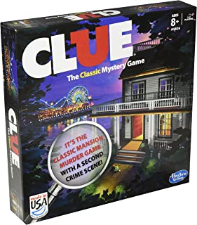 Hasbro Clue Board Game, 2013 Edition (Pack of 2) [Misc]