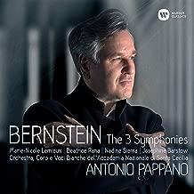 Bernstein: Symphonies Nos. 1 - 3, Prelude, Fugue & Riffs