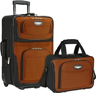Amsterdam Expandable Rolling Upright Luggage