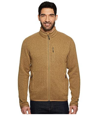 Filson Ridgeway Fleece Jacket (Ochre) Men