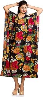 Long Kaftan Dress Hippy Maxi Boho Plus Size Women Caftan Tunic Dress Night Gown