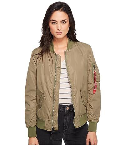 Alpha Industries L-2B Scout Jacket (Sage) Women