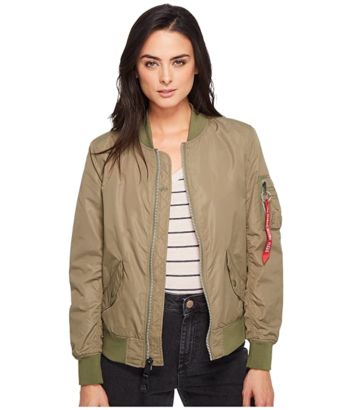 Alpha Industries L-2B Scout Jacket (Sage) Women