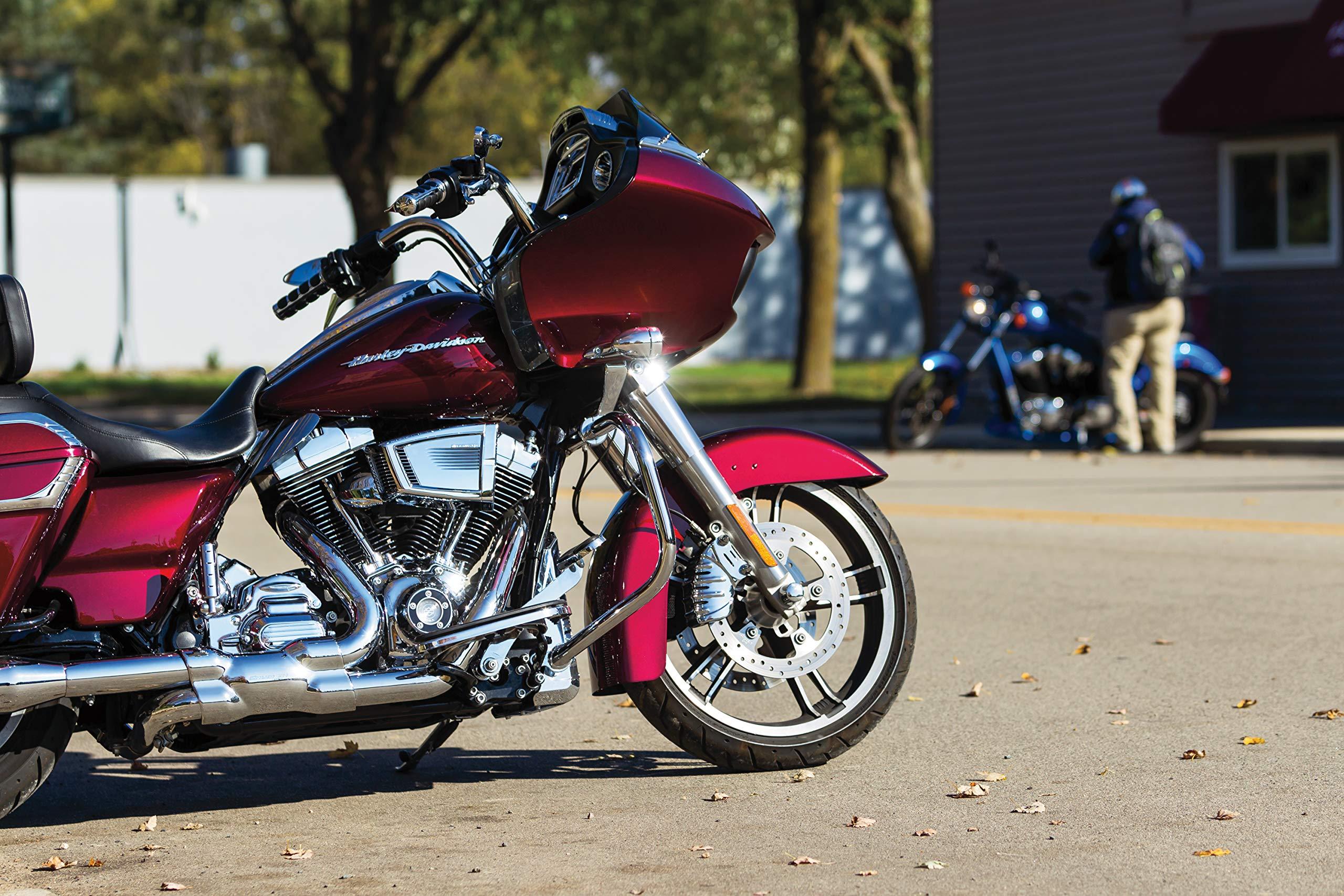 Zinc Front Axle Kit fits Harley-Davidson