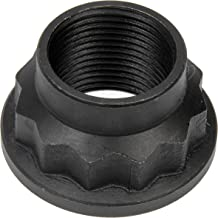 Dorman 615-224 M22-1.50 Hex Star Pattern Spindle Nut, Pack of 2