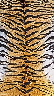 Tappetino da Yoga Telo da Mare con Motivo Leopardato e Tigre Telo da Spiaggia 100/% Poliestere Telo da Tenda Naturale e Morbido ad Asciugatura Rapida Asciugamano da Viaggio 80 x 130 cm ETGBFH