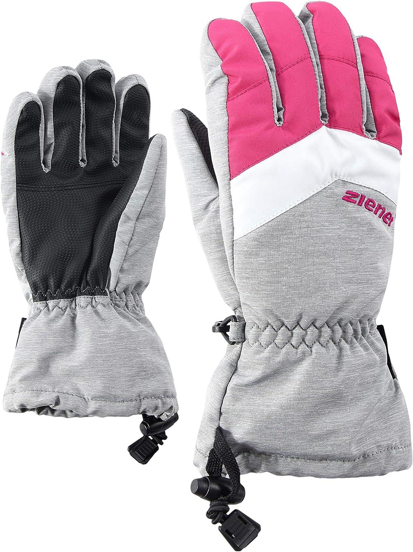 r Breathable Winter Sports Waterproof Junior Ski Gloves Ziener Childrens Lett As
