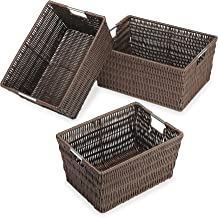 wholesale rattan baskets