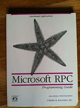 Microsoft RPC Programming Guide (Nutshell Handbooks)