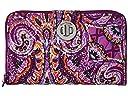 Vera Bradley Rfid Turnlock Wallet (Dream Tapestry)