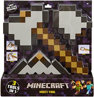 Minecraft 3-in-1 Muti Tool Pack