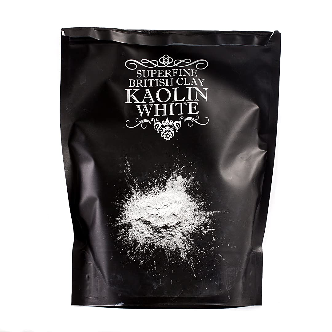 胃ティッシュ昇るKaolin White Superfine British Clay - 1 Kg
