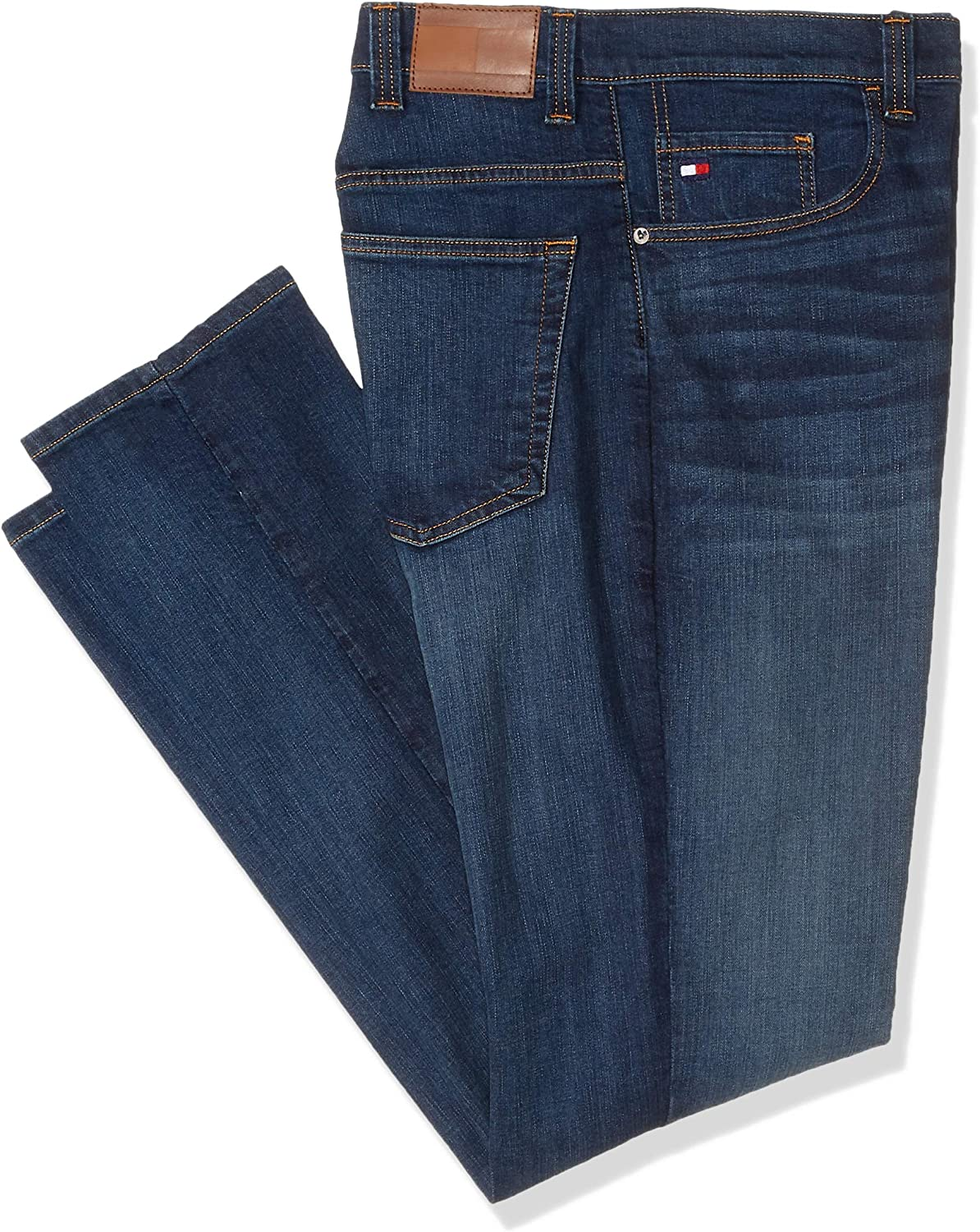 Tommy Hilfiger Men S Big Tall Big And Tall Jeans Relaxed Fit At Amazon Men S Clothing Store