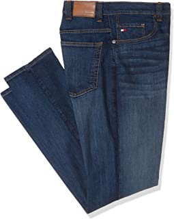 Tommy Hilfiger Men's Big and Tall Jeans Relaxed Fit