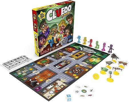 Hasbro Cluedo.: Amazon.es: Juguetes y juegos