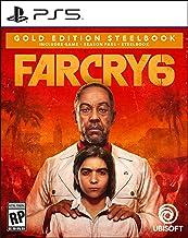 Far Cry 6 PlayStation 5 Gold Steelbook Edition