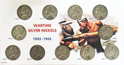 1942 wartime nickel