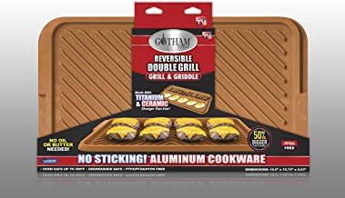 Best gotham steel grill griddle Reviews