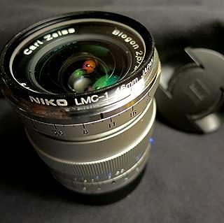 Zeiss Biogon T 21mm f/2.8 ZM Lens (Silver)