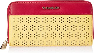 Sugarush Fashion Plus Women's Wallet (Yellow)