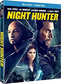 Night Hunter now in Theaters and on Digital, arrives on Blu-ray and DVD Oct. 15 from Paramount