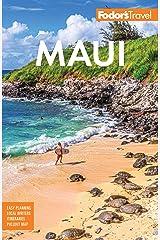 Fodor's Maui: with Molokai & Lanai (Full-color Travel Guide) Kindle Edition