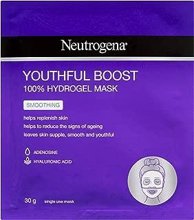 Neutrogena Youthful Boost Smoothing Hydrogel Mask, 30g