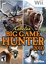 Cabela's Big Game Hunter 2010 - Nintendo Wii (Game Only)