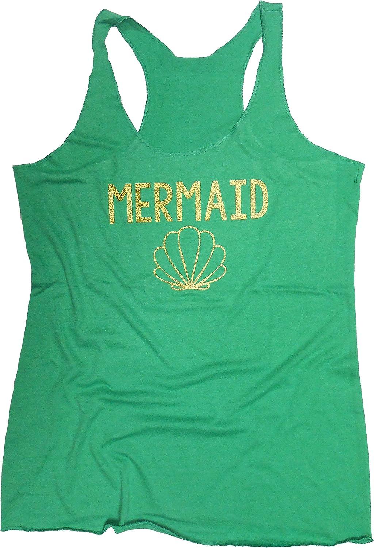 Mermaid  fashion Custom Tank top Womens/' Tank Top Mermaid Custom Tank Mermaid Gifts Custom Gifts Mermaid Tank Top