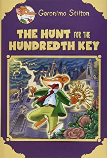 The Hunt for the 100th Key (Geronimo Stilton: Special Edition)